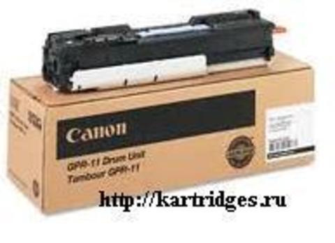 Картридж Canon C-EXV-8BK (GPR11) (C-EXV8)