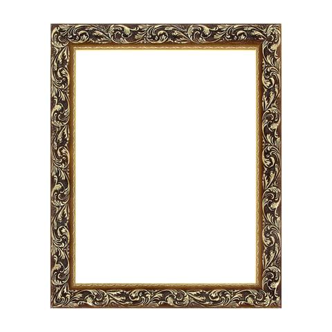 Рама для зеркал и картин 31х40х4,5 см, золотая