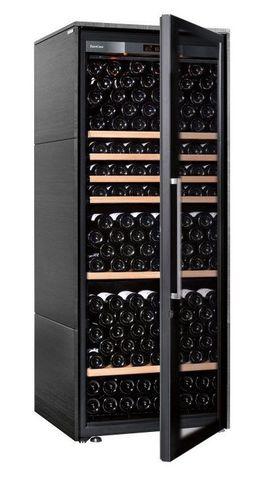 Винный шкаф EuroCave V Collection L чёрный, стандартная комплектация