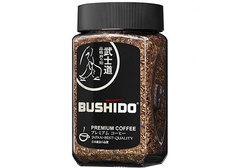 Кофе растворимый BUSHIDO Black, 100г