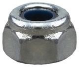 Гайка ЗУБР МАСТЕР DIN 985 самостопорящаяся, с нейлоновым кольцом, M3, 5кг 303580-03