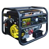 Бензиновый генератор Huter DY6500LXA - фотография