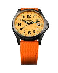 Швейцарские тактические часы Traser P67 OFFICER PRO  GUNMETAL Orange 107423