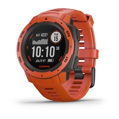 Ударопрочные спортивные часы Garmin Instinct, Flame Red 010-02064-02