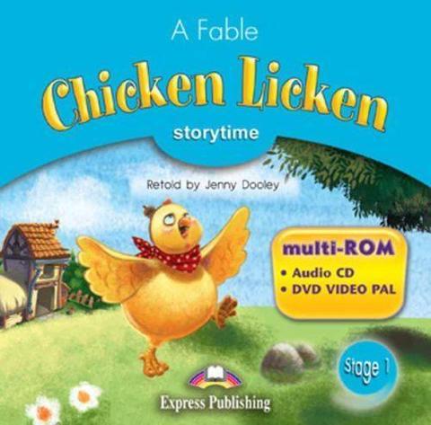 Chicken Licken. Multi-ROM