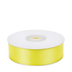 Лента атласная (лимонный) 25мм*25м