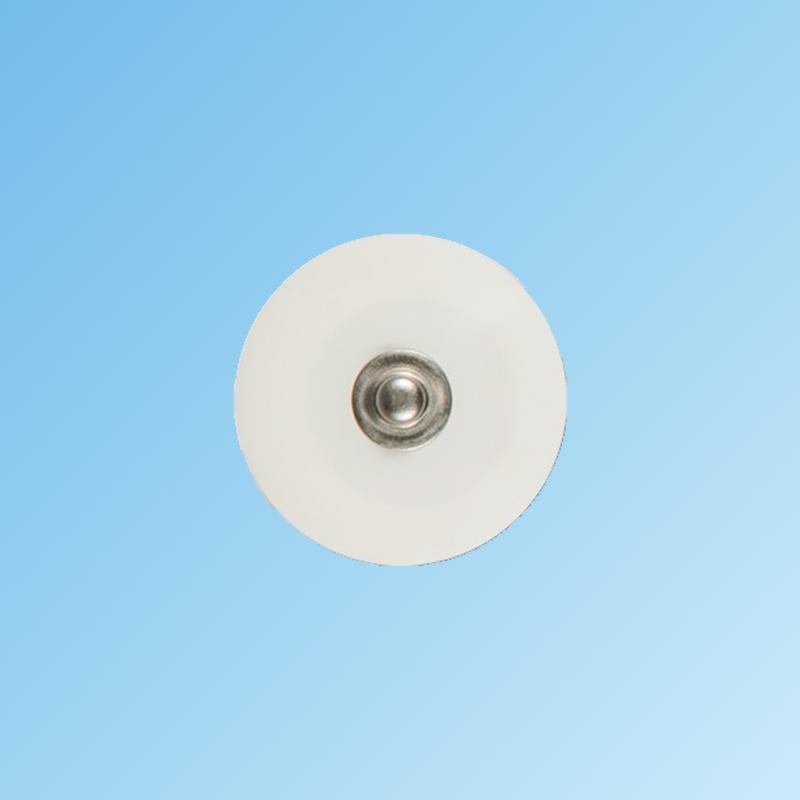 Электрод  ЭКГ 26 мм для детей, одноразовый, F 26-S, Ceracarta (13,5 руб/шт)