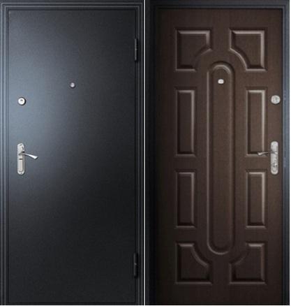 Входная дверь Витязь, Елисей, скин венге