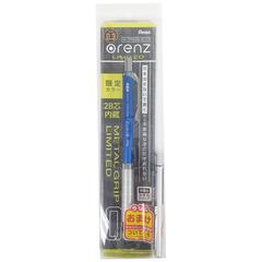 Механический карандаш 0,3 мм Pentel Orenz Metal Grip (лимитированный, Metallic Blue + бонус)