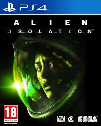 PS4 Alien: Isolation (русская версия)
