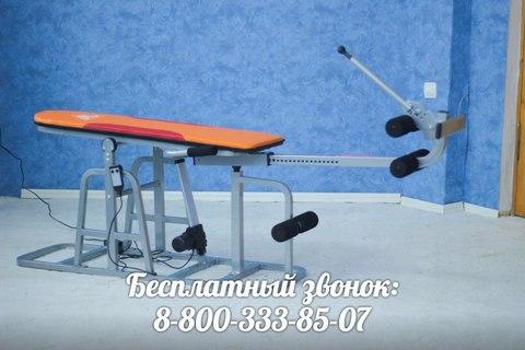 Инверсионный стол №5 (c пультом и электроприводом)