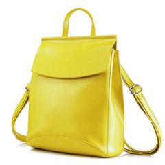 Рюкзак женский JMD Classic 8504 Желтый