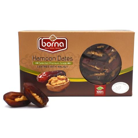 Финики с грецким орехом Hamoon Dates Borna, 330 г