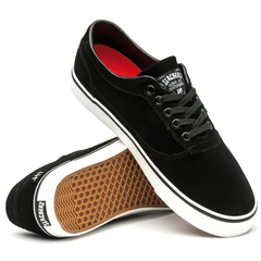 Кеды SLACKERS Rebel (Black/White)