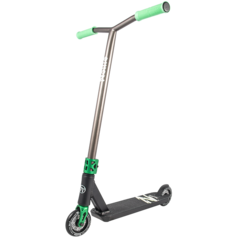 Трюковой самокат Techteam Nollie 2019 black / green