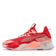 Кроссовки PUMA RS X TOYS Red
