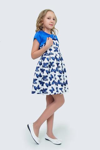 Платье детское + болеро (артикул 2Н44А-3)