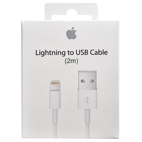 Кабель Apple USB Lightning MD819ZM/A  2 метра