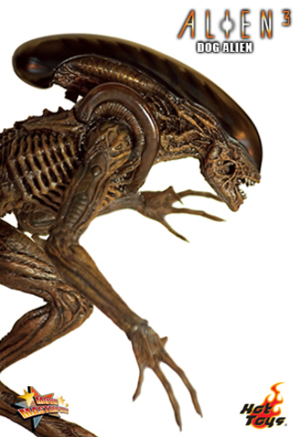 Alien 3 Alien Dog Model Kit