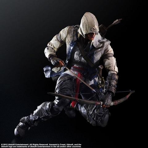 Фигурка Коннор Дэвенпорт Ассасинс Крид — Assassins Creed ...