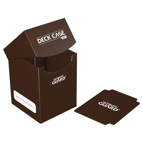 Ultimate Guard - Коричневая коробочка на 100 карт