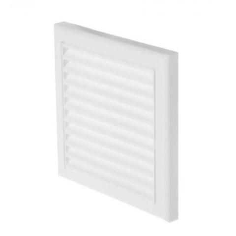 Решетка вентиляционная Вентс МВ 100 С 154х154 мм