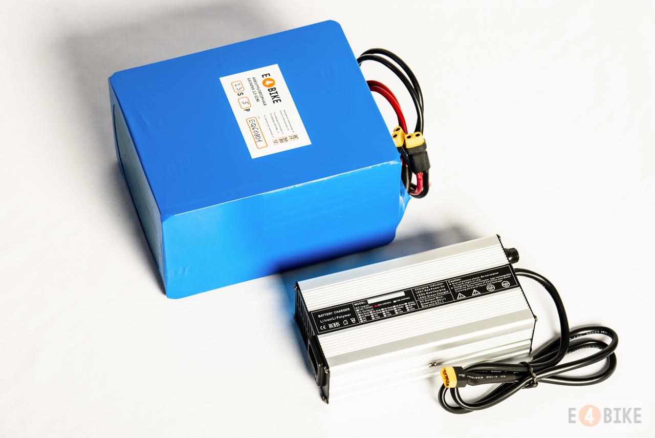 Аккумуляторная батарея 77 В 15 Ач