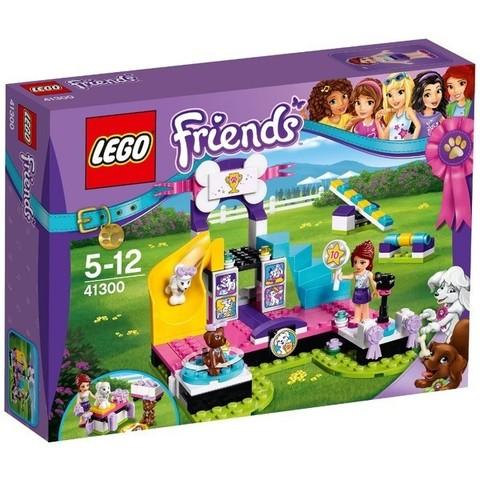 LEGO Friends: Выставка щенков: Чемпионат 41300 — Puppy Championship