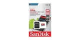 MicroSDXC 256GB SanDisk Class 10 Ultra Android (SD адаптер) 95MB/s