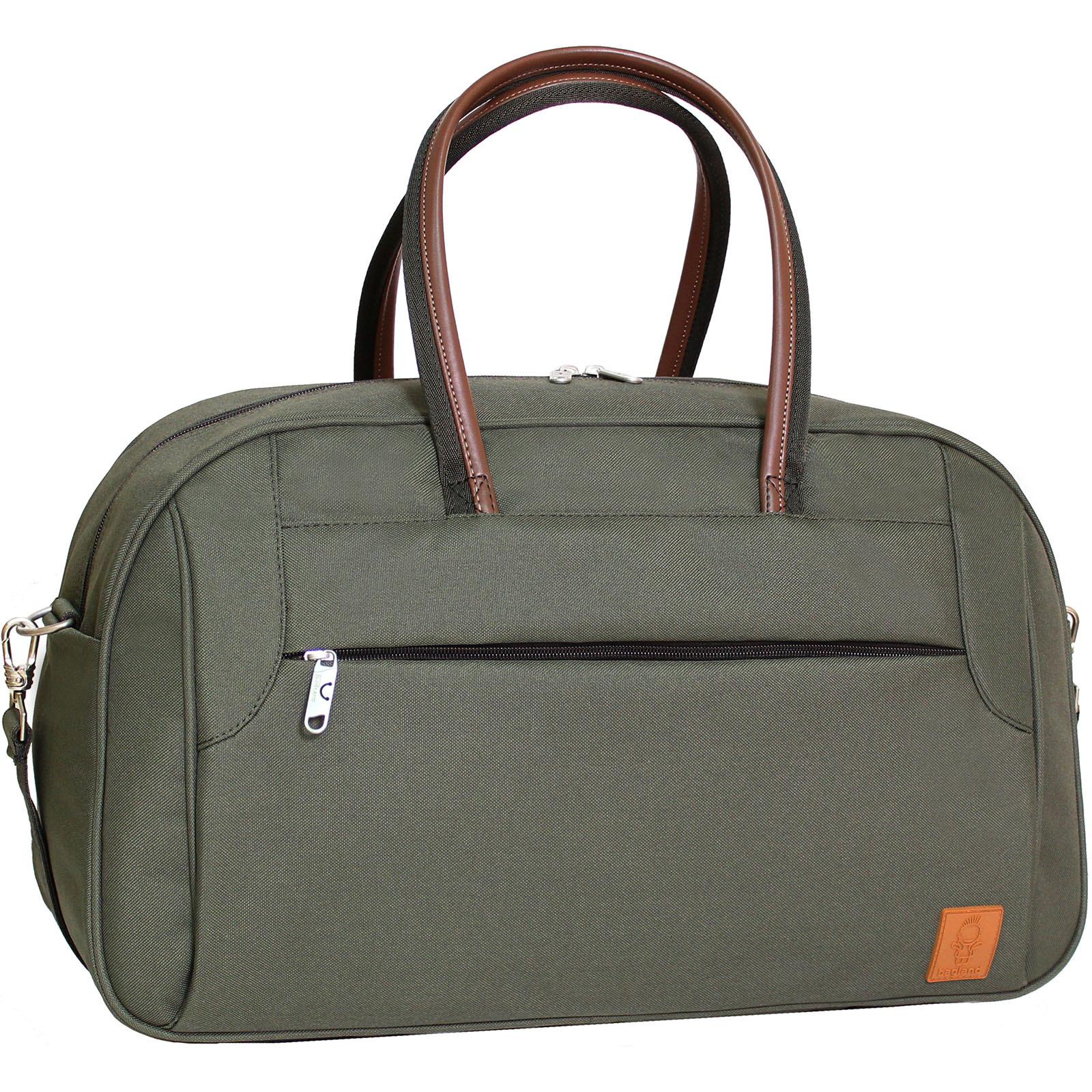 Спортивные сумки Сумка Bagland Тунис 34 л. Хаки (0039066) IMG_8979.JPG