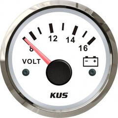 Вольтметр 8-16 вольт (WS)