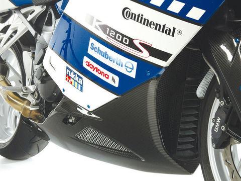 Защита двигателя BMW K 1200/1300 S карбон