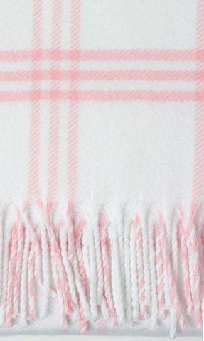 Плед детский 100х150 Luxberry Lux 519 розовый