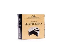 Сыр Чёрная Жемчужина мягкий с белой плесенью, 125г