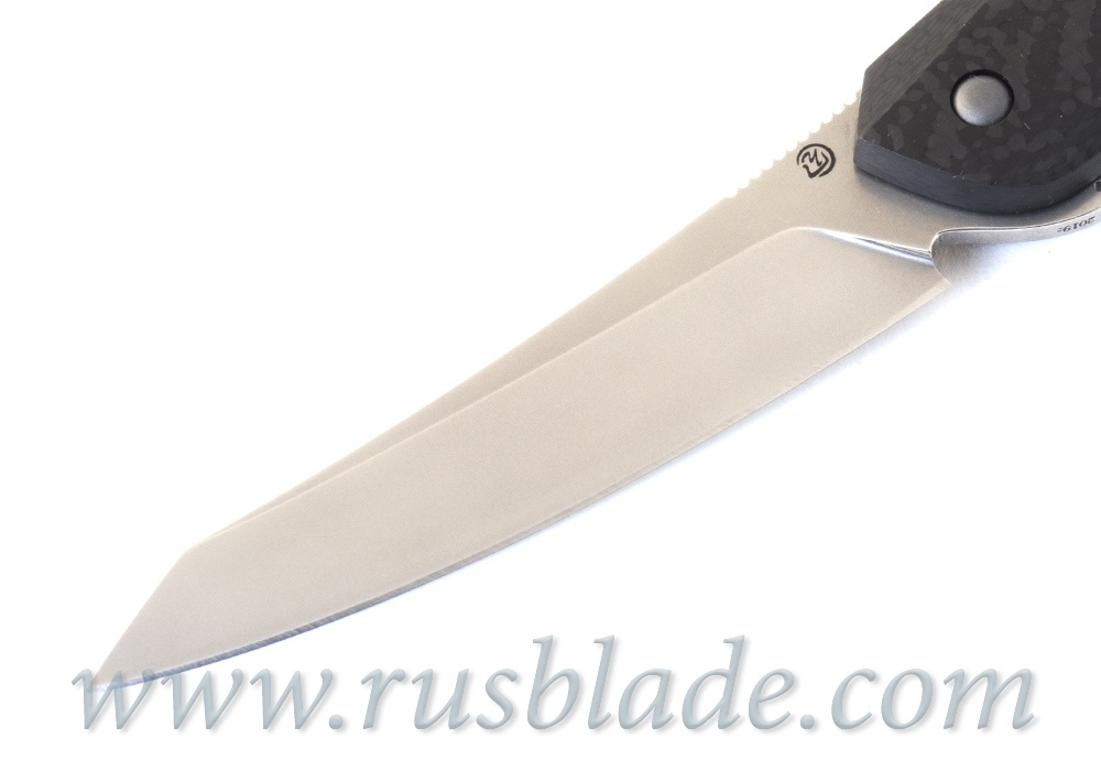 Cheburkov Cobra 2019 m390 new knife