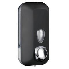 Дозатор для жидкого мыла Nofer Black 03011.BK фото