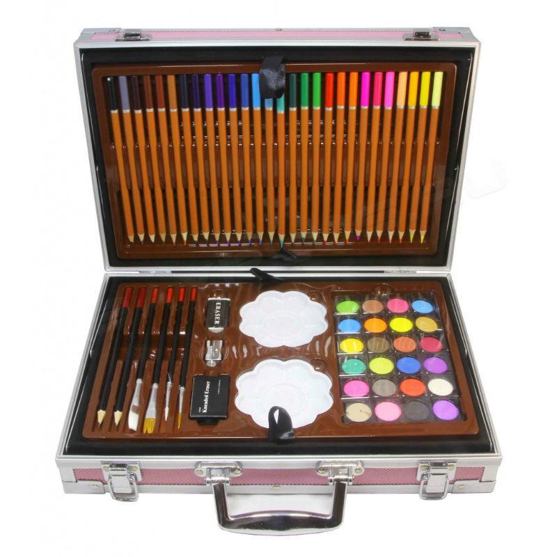 Набор юного художника в чемоданчике