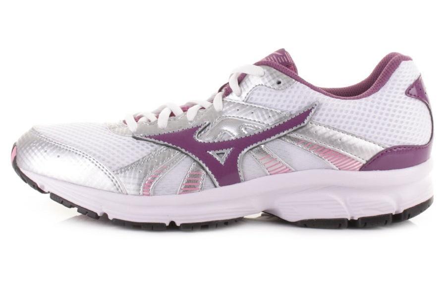 Женские беговые кроссовки Mizuno Crusader 8  (K1GA1404 58) белые