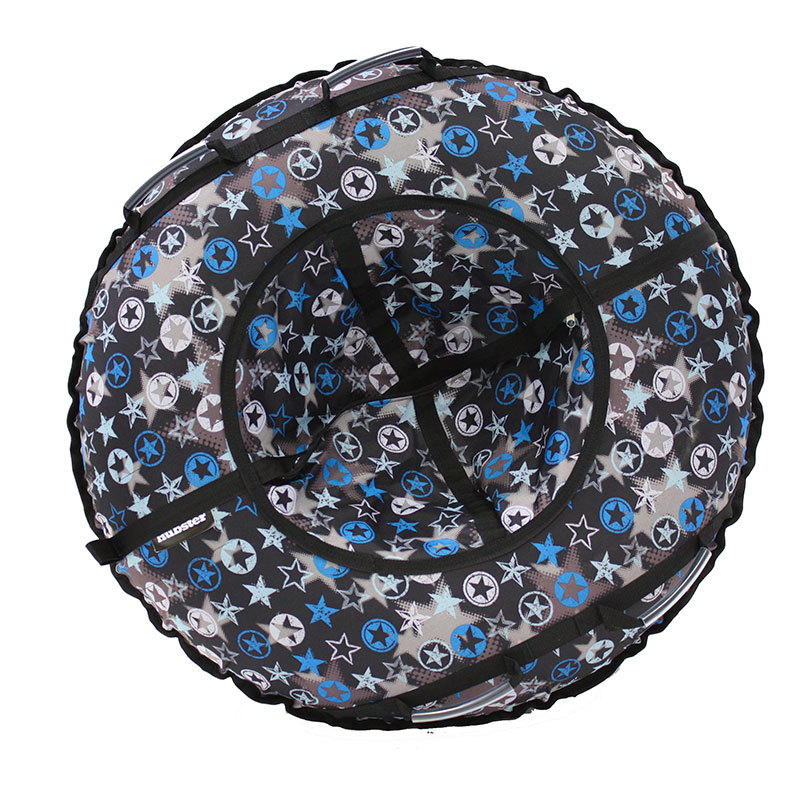 Тюбинг санки-ватрушка Hubster Люкс Фабрика звезд - Тюбинги, артикул: 931302