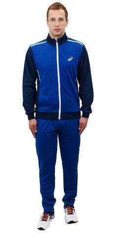 ASICS TRACKSUIT POLYWARP спортивный костюм для мужчин синий