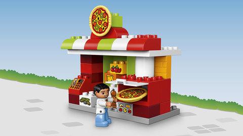 LEGO Duplo: Пиццерия 10834