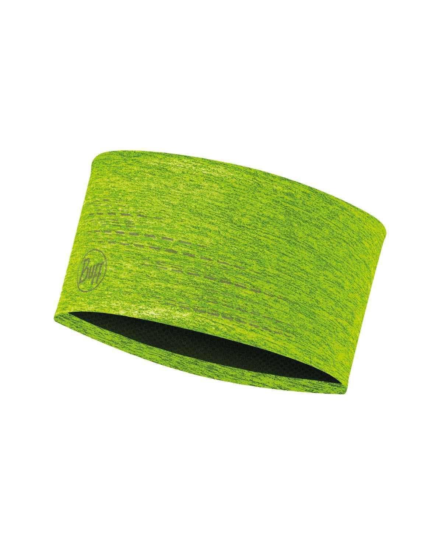 Повязка спортивная светоотражающая Buff Headband Dryflx R-Yellow Fluor