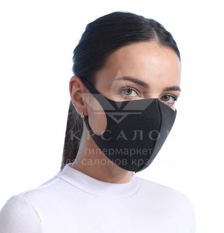 Защитная угольная маска Ulka