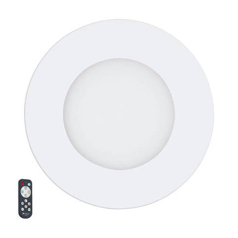 Светильник светодиодный встраиваемый с пультом ДУ Eglo FUEVA-A 98212