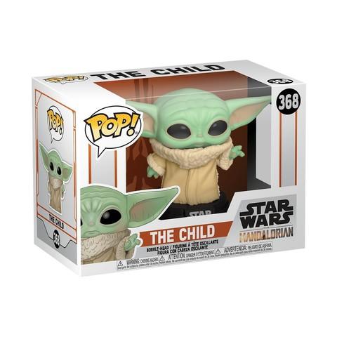Funko POP: Star Wars The Mandalorian – The Child (Baby Yoda)