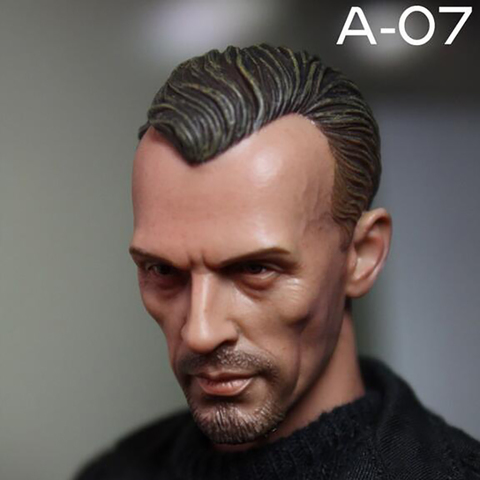 Побег голова Теодор Бэгвелл — Prison Break Head 1/6 Theodore Bagwell