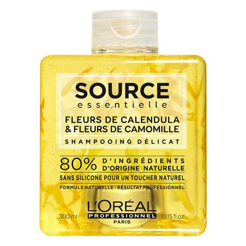 Шампунь для чувствительной кожи головы,Loreal Source Essentielle , 300 мл