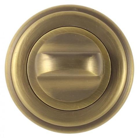 Фурнитура - Завёртка  Vantage BK03 M, цвет матовая бронза  (гарантия - 12 месяцев)