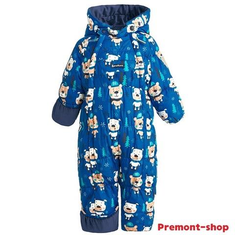 Комбинезон Premont Мишки по лесу гуляли WP92060 BLUE