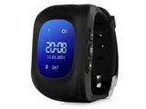 Детские GPS часы Smart Baby Watch Q50 (Цвет: Черный)